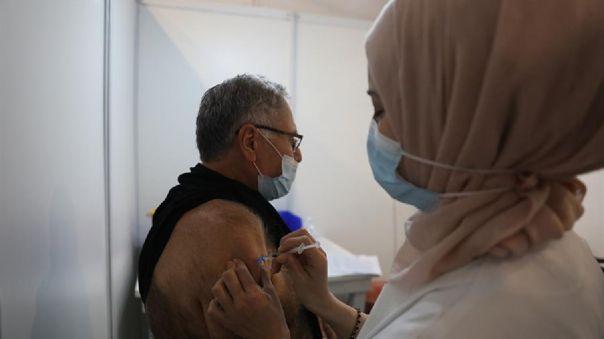 Israel lidera el ránking mundial en la campaña de vacunación