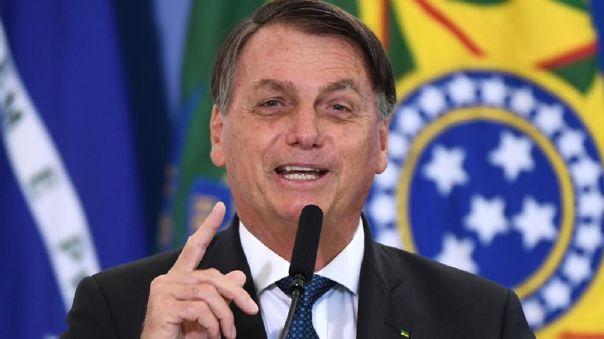 Aglomeración causada por la presencia del presidente brasileño causa polémica