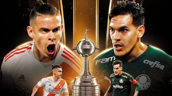 River Plate vs. Palmeiras: cómo, cuándo y dónde ver EN DIRECTO ONLINE  partido de ida por la semifinal de la Copa Libertadores   ARGENTINA    BRASIL   MÉXICO   RPP Noticias