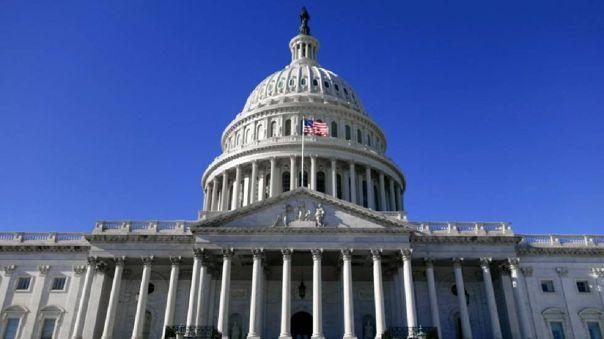 El Capitolio en Washington.