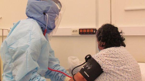 Todas las camas UCI están ocupadas en los hospitales de la región Lambayeque.