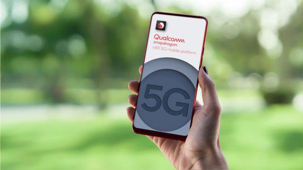 Qualcomm presenta su nuevo procesador 5G para la gama de entrada