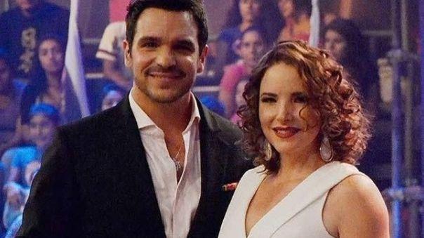 Virna Flores e Ismael La Rosa