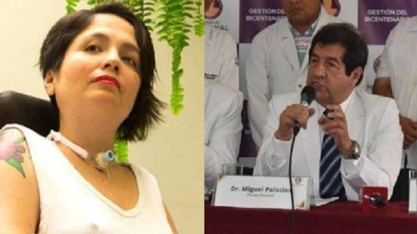 Colegio Médico está abierto al caso de Ana Estrada, aseguró el decano
