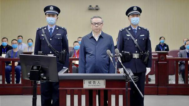 Corrupción en China