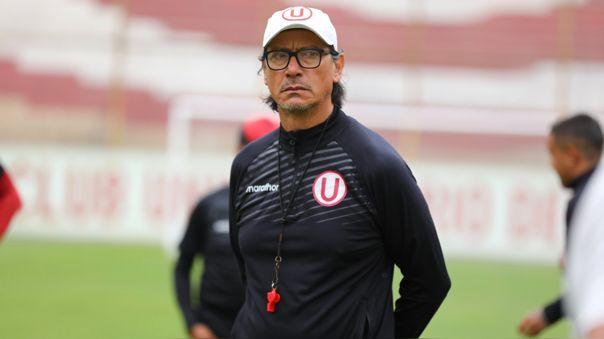 Ángel Comizzo fue subcampeón nacional en 2020 con Universitario