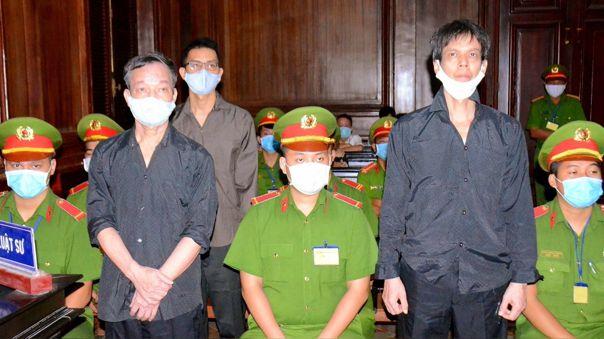Periodistas vietnamitas condenados