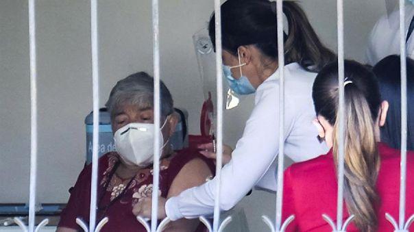 Costa Rica inició su campaña de vacunación el 24 de diciembre.