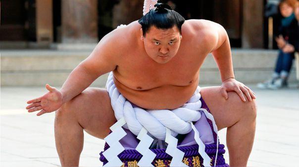 (FILE) JAPAN SUMO PANDEMIC CORONAVIRUS