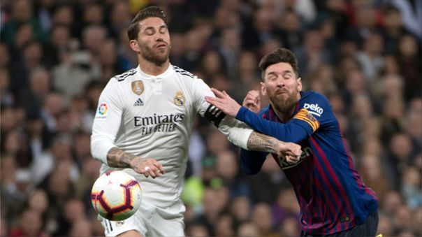 Sergio Ramos y Lionel Messi finalizan sus contratos en 2021