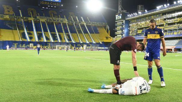 Boca Juniors vs. Santos: el 'Peixe' presentará queja ante Conmebol por  penal no cobrado durante el partido | RPP Noticias