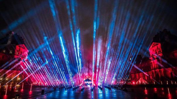 La fiesta se desarrolló en una nave industrial de la localidad de Lieuron, a unos 45 kilómetros de la ciudad de Rennes.