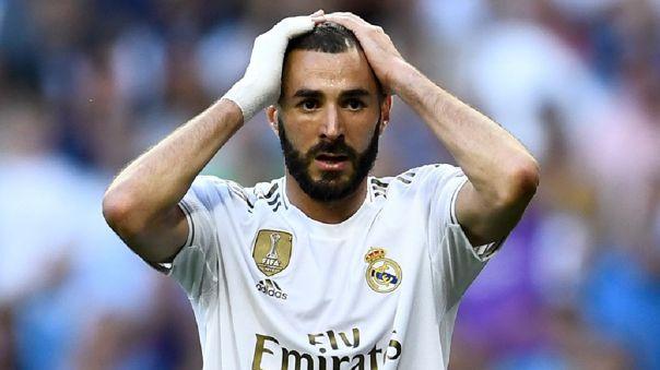Karim Benzema es el actual goleador del Real Madrid