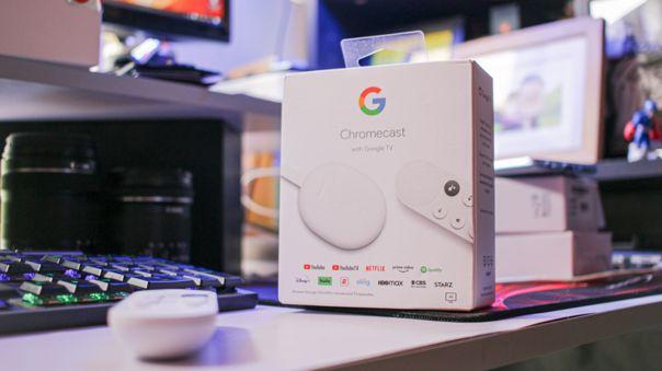 NIUSGEEK tiene a prueba al nuevo Chromecast con Google TV