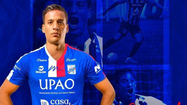 Gonzalo Godoy es nuevo jugador de Carlos A. Mannucci