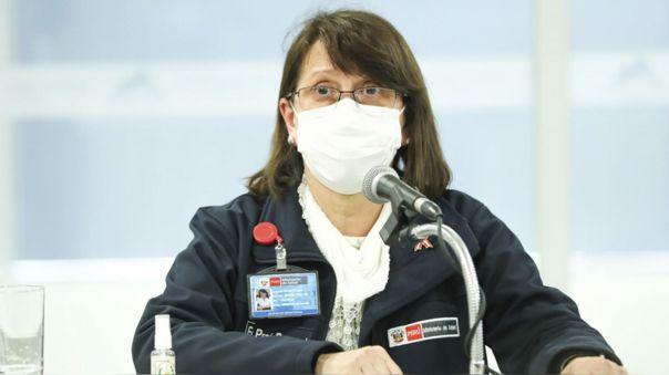 La ministra de Salud anunció que la variante detectada en Reino Unido ya se encuentra en el país.