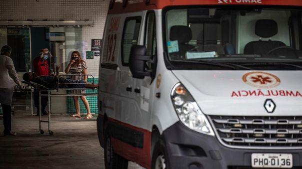 La nueva variante de COVID-19 ya está en Brasil.