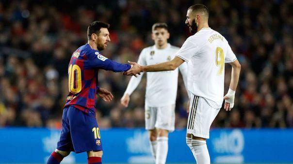 Barcelona y Real Madrid disputarán los 16vos de final de la Copa del Rey
