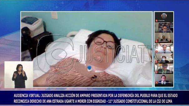 Abogado se pronunció sobre el caso Ana Estrada.