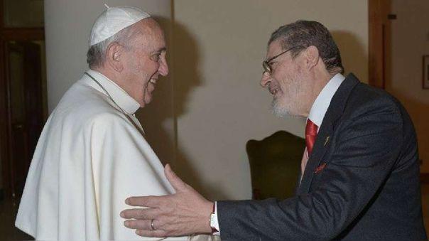Falleció Fabrizio Soccorsi, médico personal del Papa Francisco.