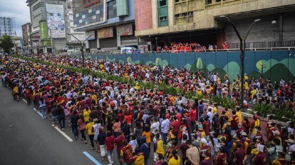 El 80% de la población de Filipinas es católica.
