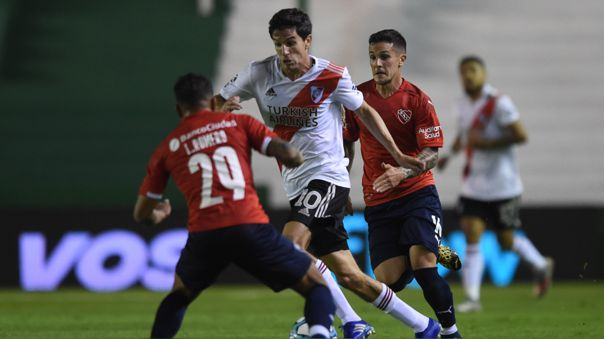 River Plate vs. Independiente