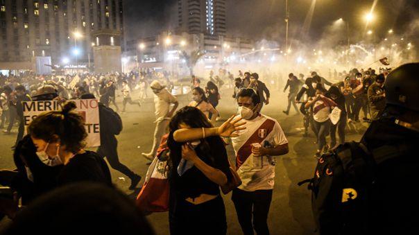 ONU cuestionó actuación de la Policía Policía durante protestas de noviembre.