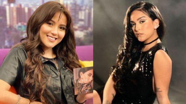 Amy Gutiérrez y Daniela Darcourt