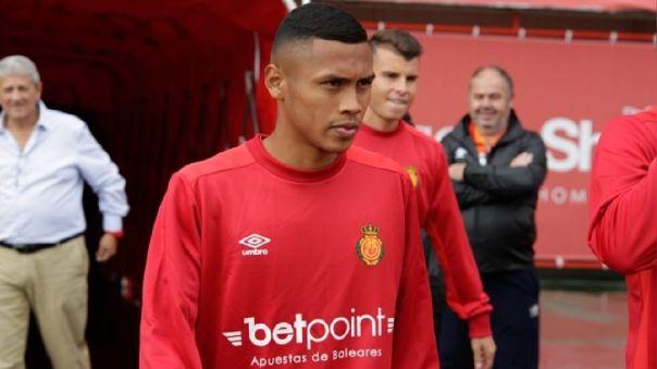 Bryan Reyna llegó a Mallorca en la temporada 2016-17