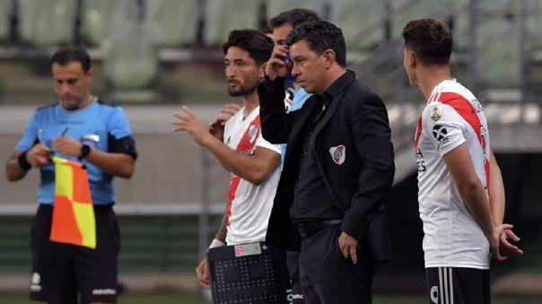 River Plate cayó 3-2 en el global ante Palmeiras por semifinales de la Copa Libertadores