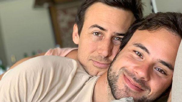 Bruno Ascenzo y Adrián Bello