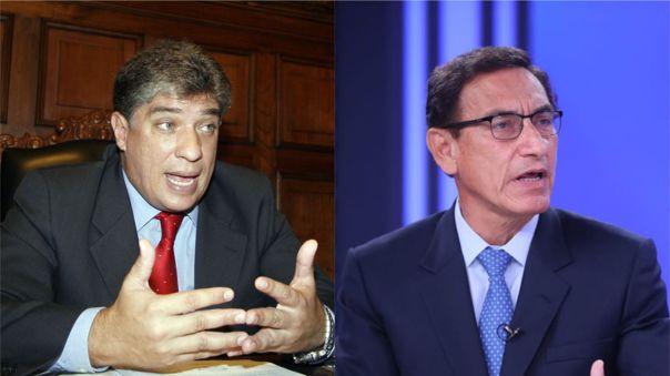 Masías ahora participa políticamente con Alianza para el Progreso.