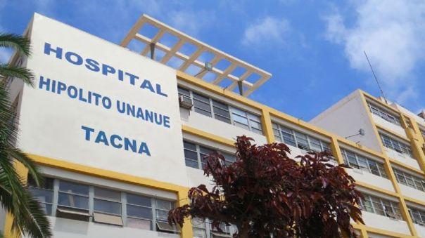 Hospital Hipólito Unanue de Tacna