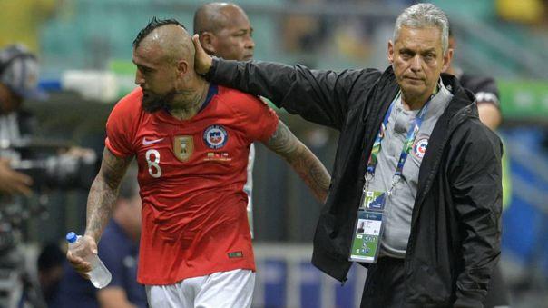 Reinaldo Rueda dejó Chile y es nuevo seleccionador de Colombia