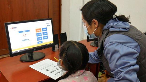Gobierno mantendrá las clases virtuales.