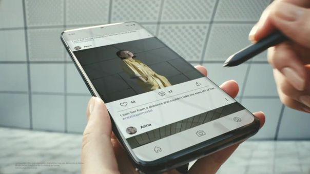 El S21 Ultra es compatible con el S Pen de Samsung, pero no con todas sus funciones