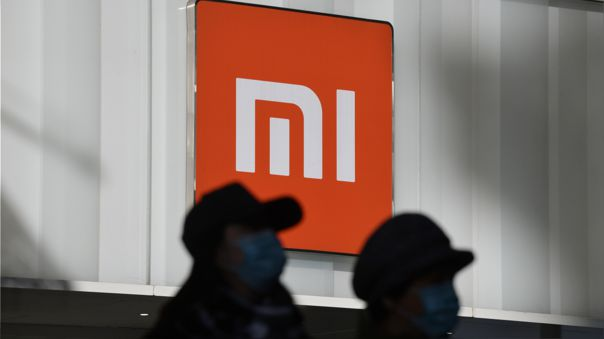 CHINA-US-POLITICS-XIAOMI