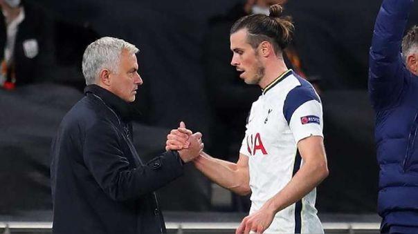 Gareth Bale fue cedido por el Real Madrid al Tottenham hasta el 2021