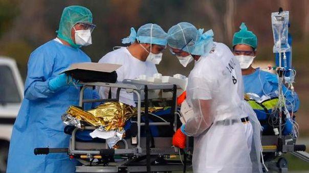 Las muertes en Francia aumentaron un 9 % en 2020