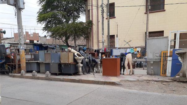 Lambayeque: Bienes del Poder Judicial se comercializan de forma ilegal en