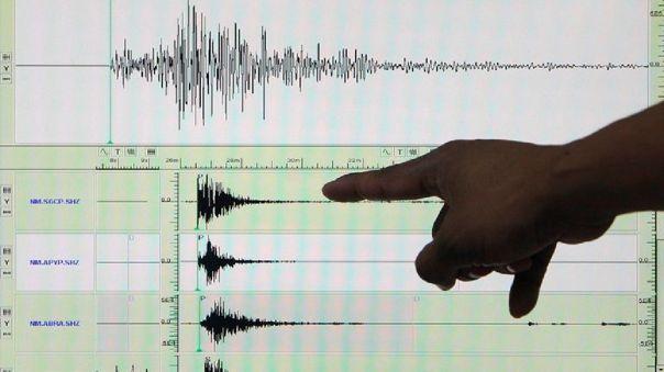 Registran unos 90 sismos frente a las costas de Ecuador
