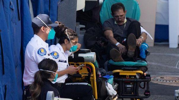 Estados Unidos, el país más afectado del mundo por la pandemia