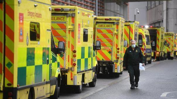 Inglaterra se ha marcado como objetivo vacunar a 15 millones para mediados de febrero.