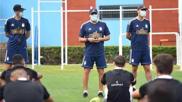 Sporting Cristal: Juan José Luque confirmó que no llegarán más refuerzos