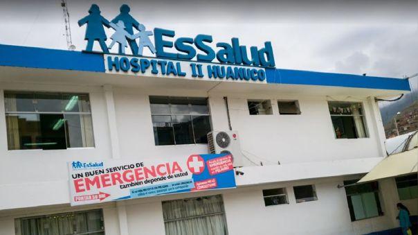 EsSalud señaló que demandarán al familiar que agredió a personal sanitario.