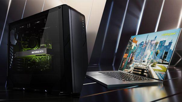 NVIDIA anunció la llegada de la RTX 3060 y RTX 30 Mobile.