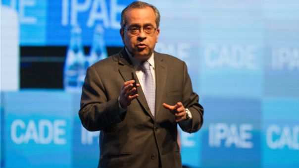 Jaime Saavedra, director de Educación del Banco Mundial y exministro de Educación del Perú
