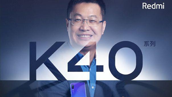 Lu Weibing adelantó detalles del Redmi K40.