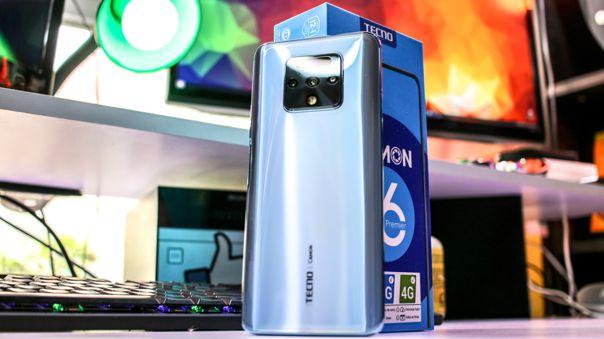 NIUSGEEK tiene a prueba al Camon 16 premier de Tecno Mobile