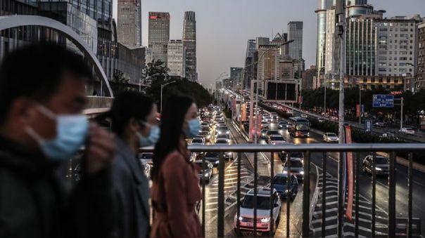 China dice que el coronavirus apareció en otoño 2019